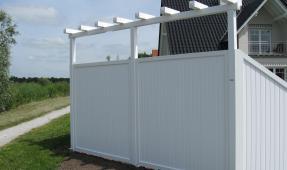 Wind- und Sichtschutzelemente von POSTMUS